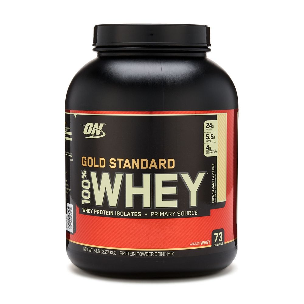 Optimum Nutrition 100% High Quality Whey Protein Powder all flavor Gold Standard ON