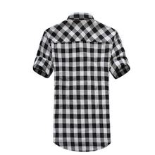 Hot selling button up blank t-shirt 2019 long sleeve men's dress shirt