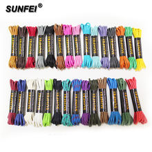 100% Premium Waxed Cotton Shoelaces Round Waxed Dress Shoelaces - Leather Shoes Laces ( 29 Existing Colors ) All sizes