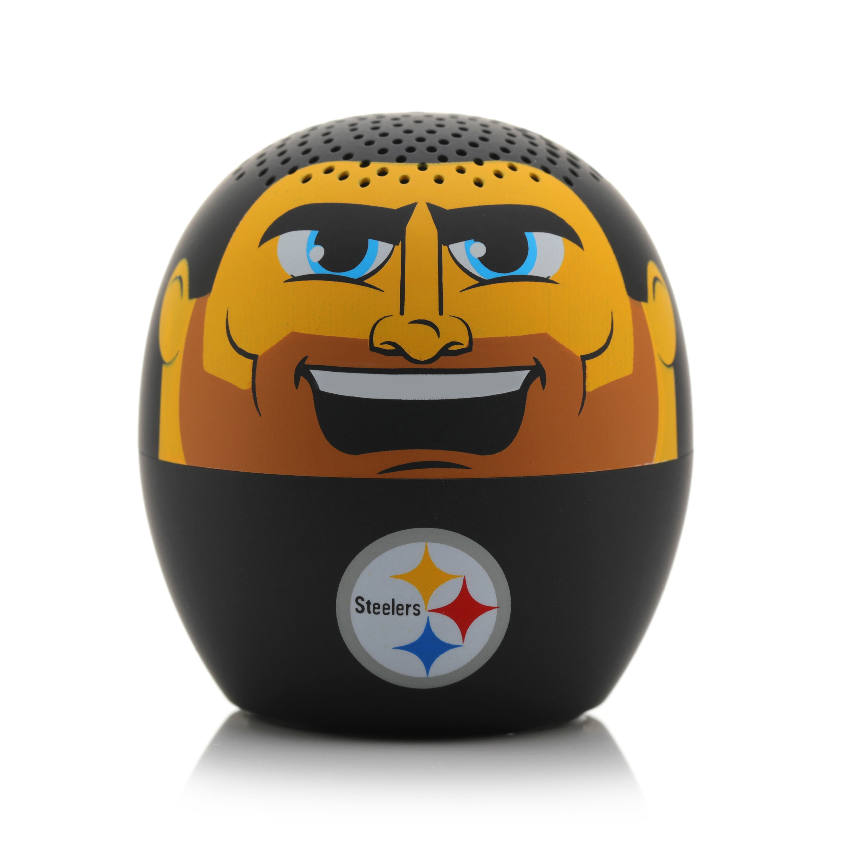 Bitty Boomers NFL Pittsburgh Steelers Bluetooth Giocattolo Altoparlante Portatile Action <span class=keywords><strong>Figure</strong></span> Bambini agli Adulti Navi da STATI UNITI D'AMERICA
