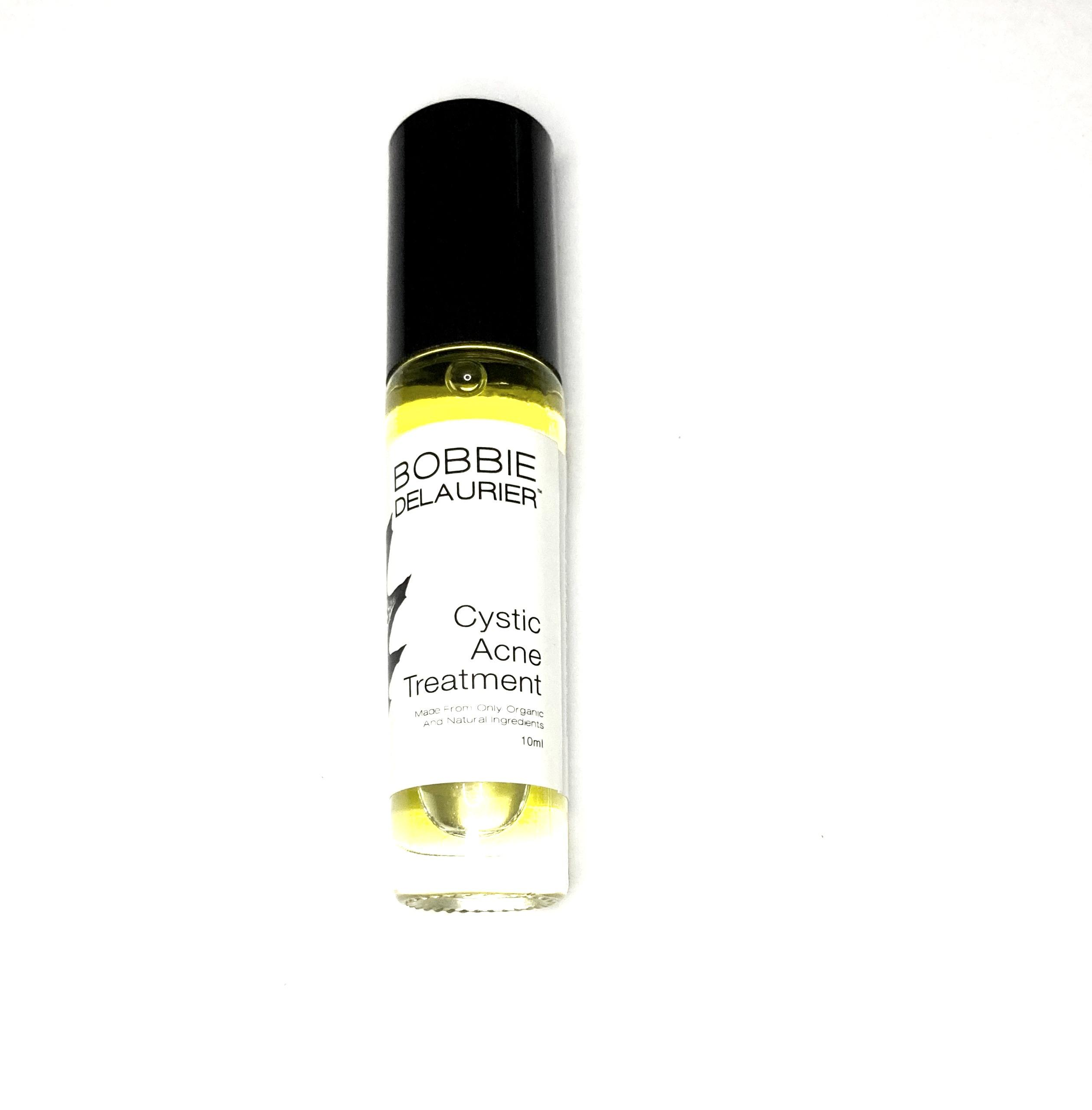 Organic And Natural Cystic Acne Serum