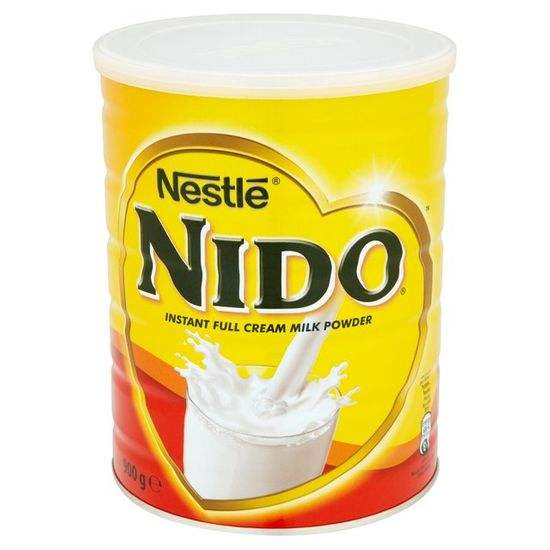 Nestle Nido Milk Powder, Red/White