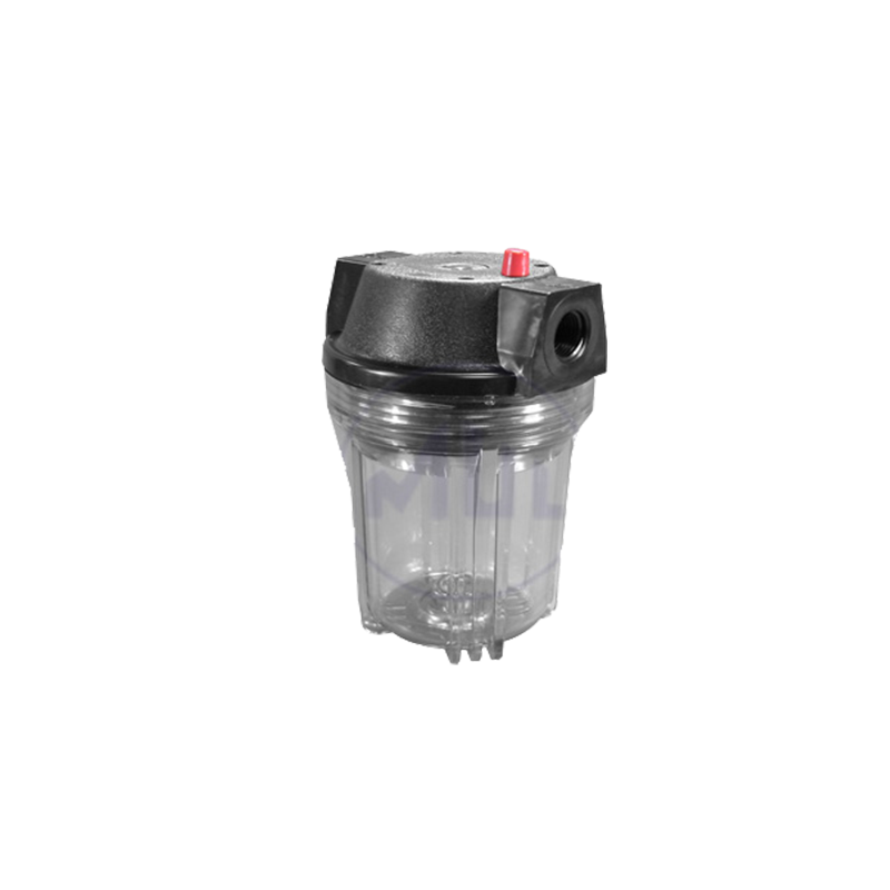 S501SC Taiwan Clear 5 Inch Water Filter Behuizing