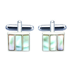 925 Sterling Silver Cufflink Manufacturer wedding cufflinks Custom Blank Luxury Cufflinks