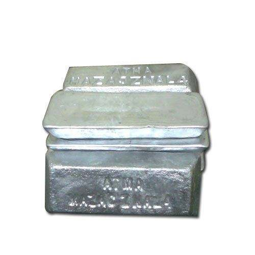 Chinese 99.995% purity Zinc ingot with high quality