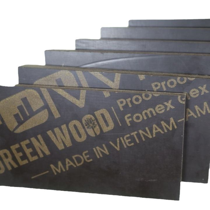 Vietnam Film Faced Plywood to Korea, Middle East, Malaysia, Thailand