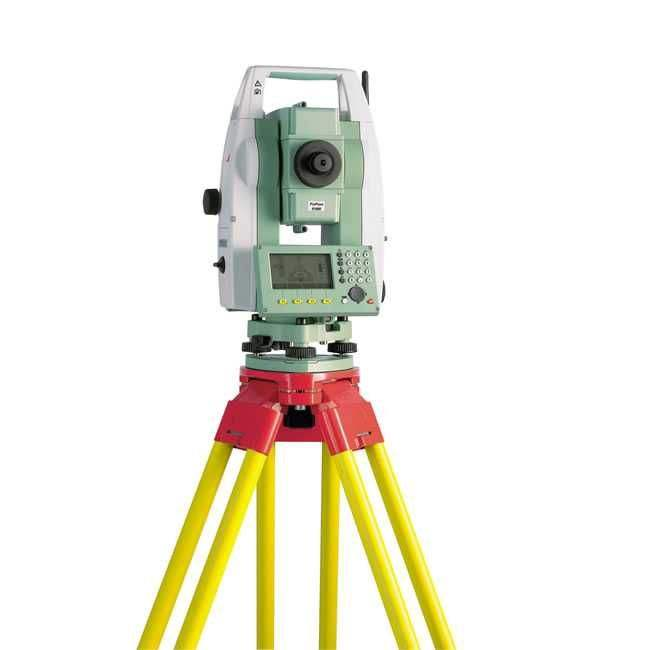 Dijamin New_L-eica FlexLine TS06 Plus 5 R500 Reflectorless Total Station_with Gratis Pengiriman