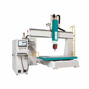 4 Axis CNC Mesin Woodworking Router CNC Router 5 Sumbu