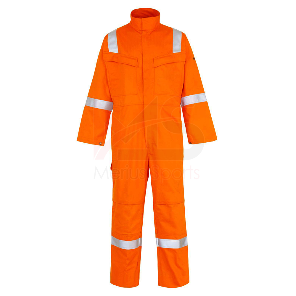Safety Reflective Coveralls / Boiler Suit / Coverall High Vis Suit
