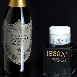 ISSSA's Cosmetics Face Cream Les Perles De Champagne 50 ml Anti-Aging Nourishing Creams