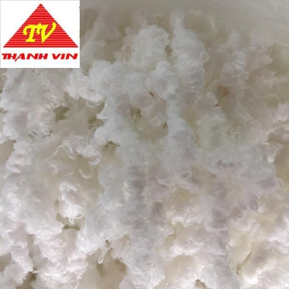 Polyester Yarn waste/Airrjet Polyester Yarn Waste with negotiable price - Ms. Mira