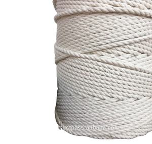 Cheap & Best Handmade Organic Cotton Rope Macrame Cord