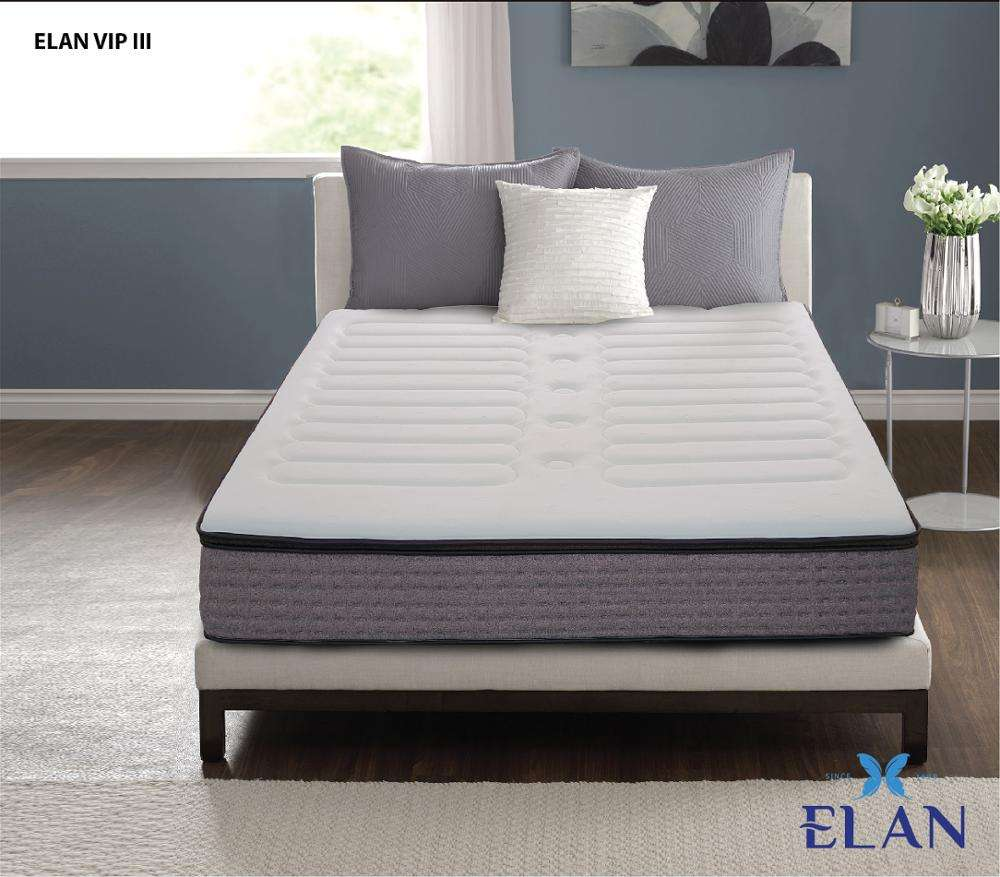 Top Pillow Pocket spring mattress