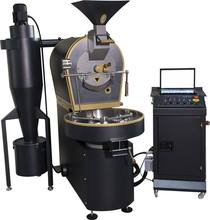 High Quality Gas & Electric Coffee Roaster/6 KG Coffee Roasting Machine/Professional Countertop Roasters for Coffee Shops