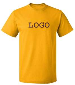 Men's round-neck T-shirts, Material: Made of 92% Polyester 8% Spandex