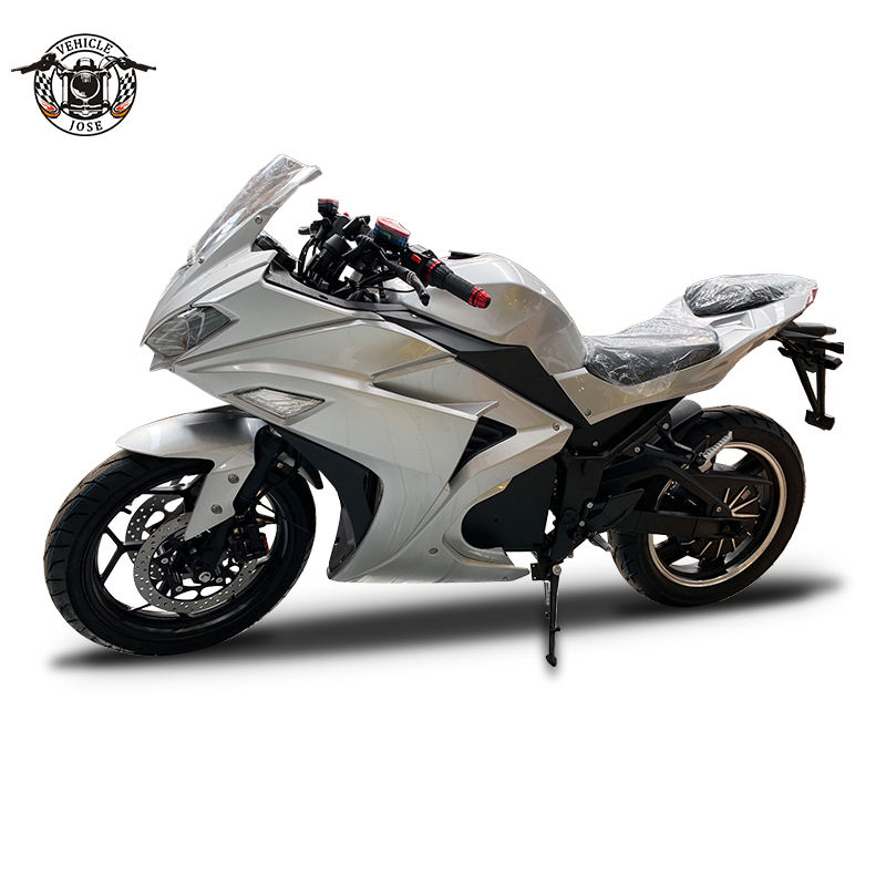 Hot Sale Racing Sport Electric Motorcycles with 5000W Middle Motor