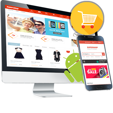Online Website Creation and Design And Development Service For E commerce Business By Kws Development