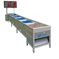 Hot selling Straight line intelligent conveyor With Conveyor System Made From Shanghai