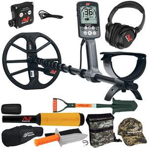 Minelabs excaliburr 2 metal detector pro package