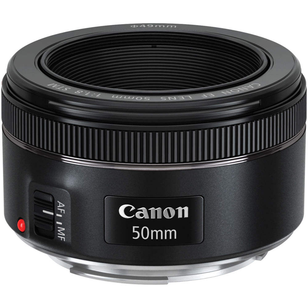 <span class=keywords><strong>Lensa</strong></span> Canon EF 50Mm F/1.8 STM