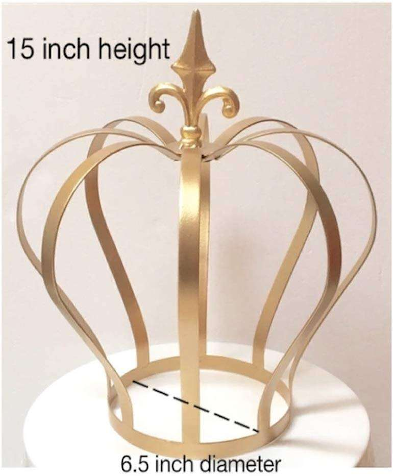 Crown Cake Topper Crown <span class=keywords><strong>Middelpunt</strong></span>