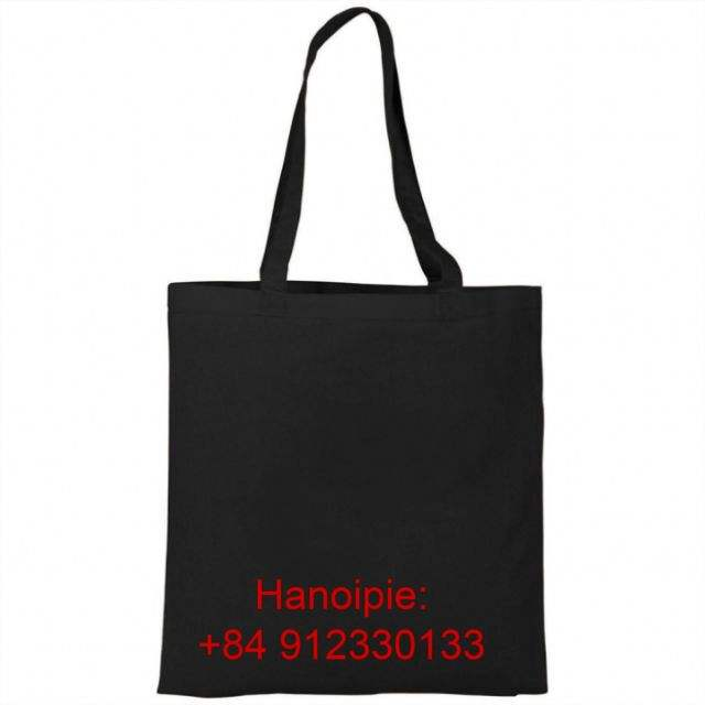 tote cotton bag cotton muslin bag cotton shopping bag direct factory hanoipie