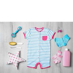 Best Quality baby girls clothing baby girls outfit made in korea
