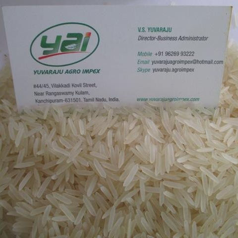 Creamy White Sella Basmati Rice supplier/ Indian White Basmati Rice