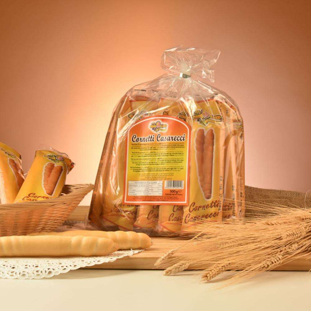 Oil bread - Family pack gr.500