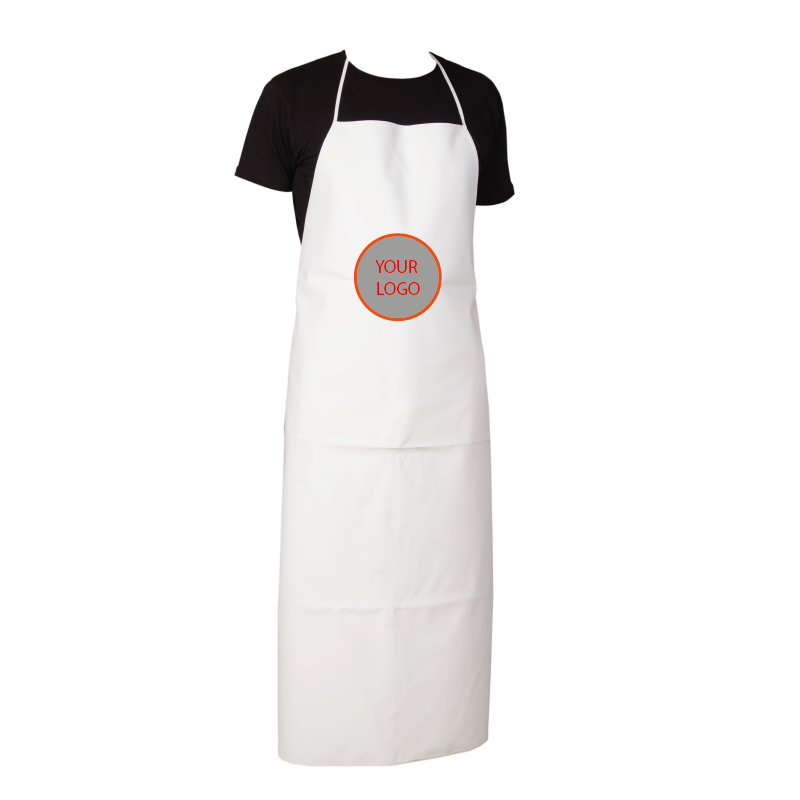 Customizable Logo PVC Bib Apron for industrial