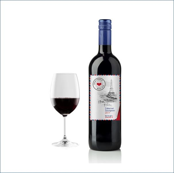 Economy Red Wines from Sud de France