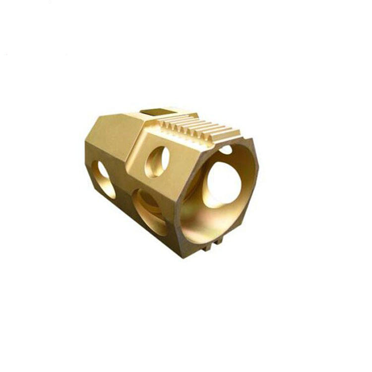 Mechanical parts CNC machining brass parts