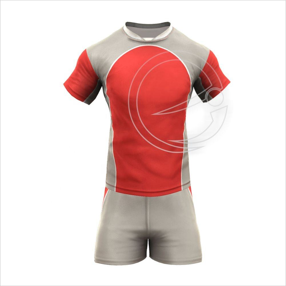 Professionnel sublimation uniforme de rugby
