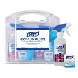Simplify Response Process And Reduce Outbreak Risks PURELL Body Fluid Spill Kit