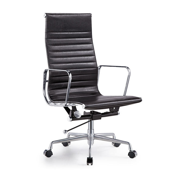 high back swivel leather mesh manager computer game office furniture executive ergonomic home office chair