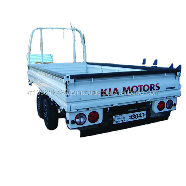 Korea oem Aluminium truck trailers parts