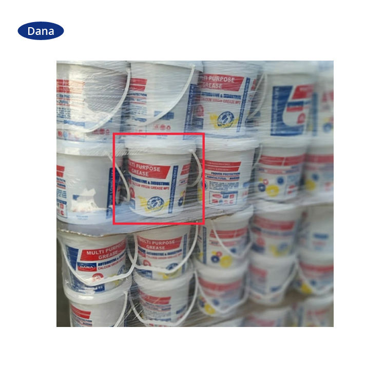Multipurpose Transparent Lithium Base Grease for Lubrication of Bearings and Gears