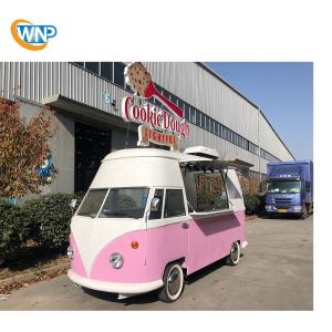 WNP VW Ice Cream Food caminhão de telhado superior vender para Las Vegas