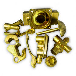 High quality Earthing and Forging parts