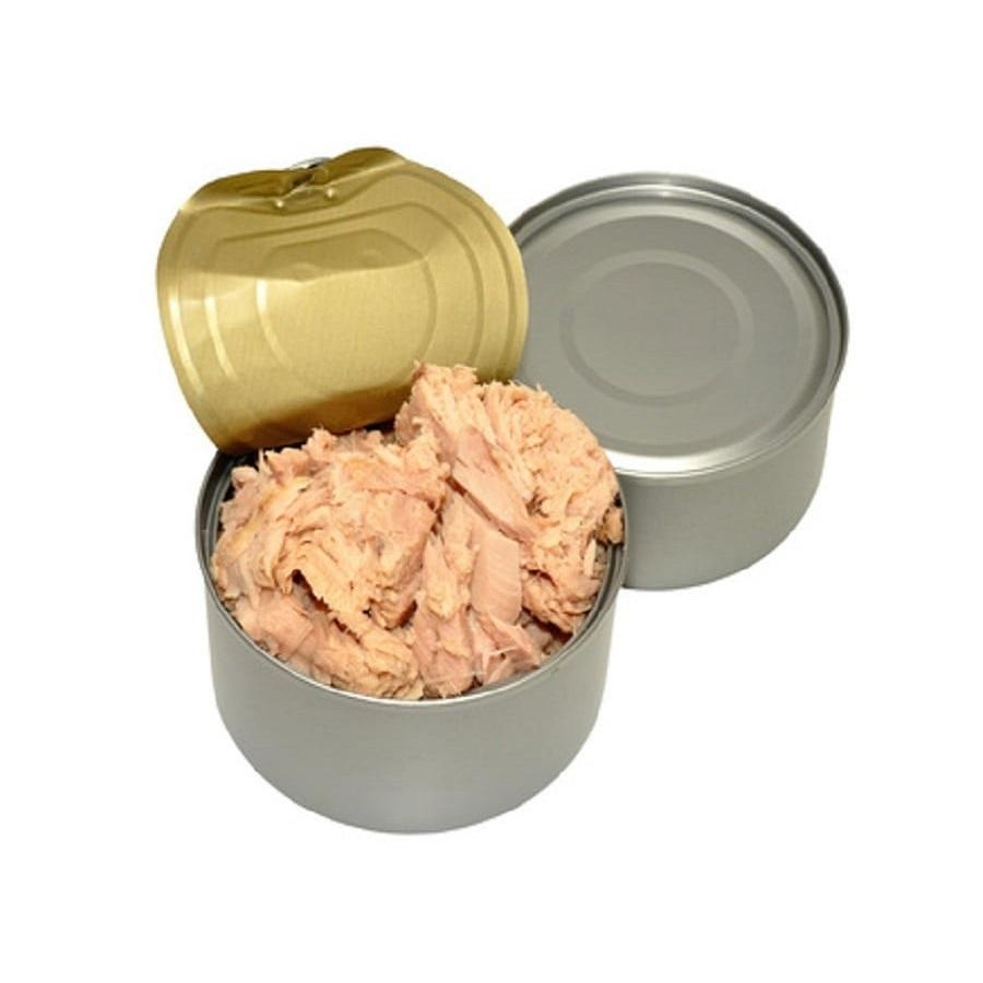 Tuna Canned Fish Customized Packaging / Canned Tuna Fish