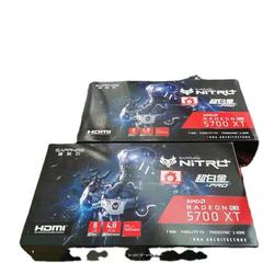 Sapphire Radeon Nitro+ RX 5700 8GB Graphics Card RX 5700 Video Card For Mining