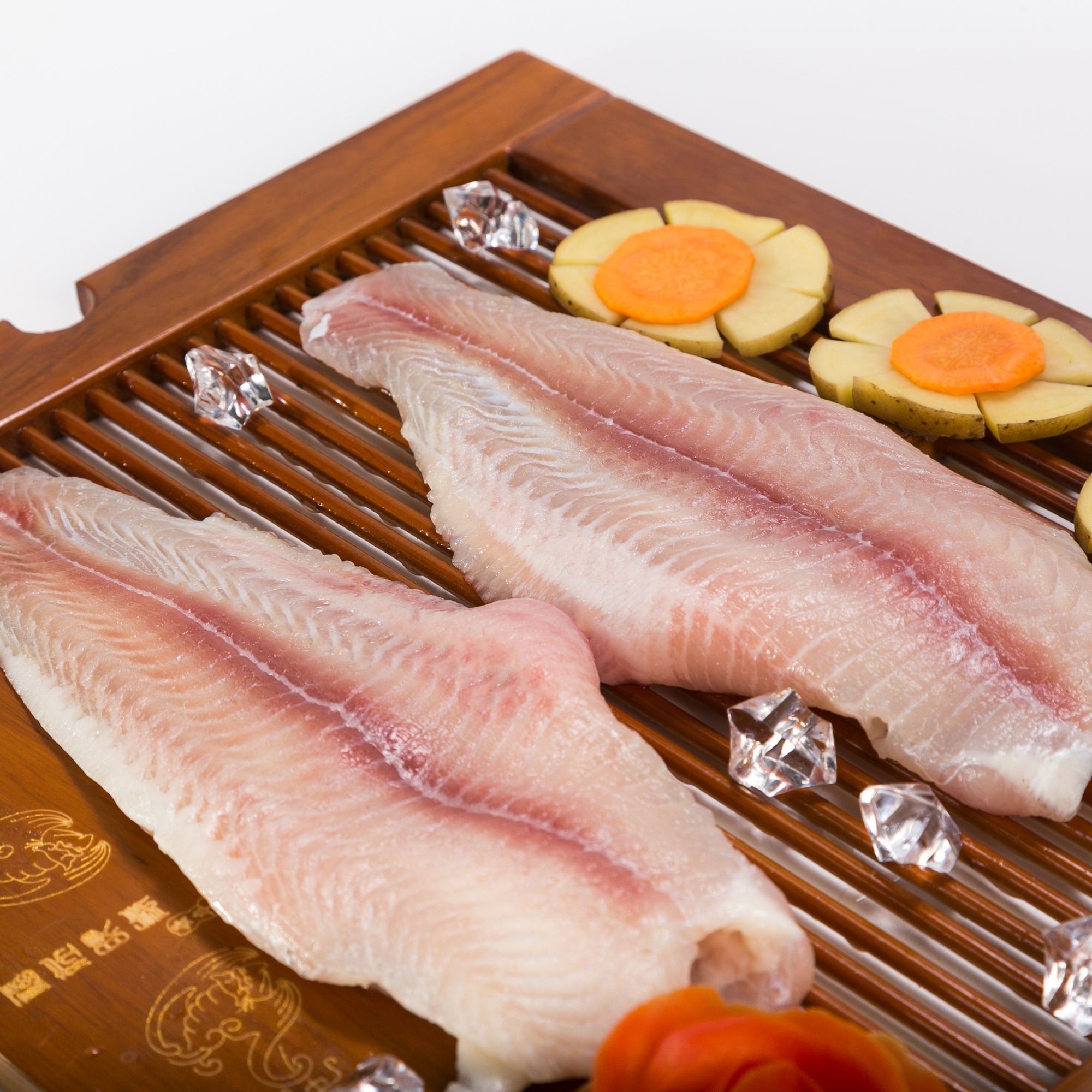 High Quality Organic Feature Basa Fish Fillet Untrimmed With Frozen Style From Vietnam
