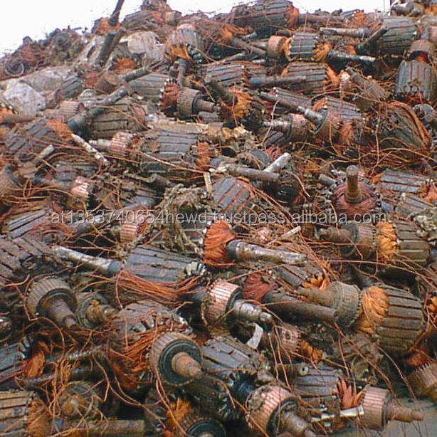 used electric motor scrap / Small Motor with High Copper content / Mix electric Motor Scrap