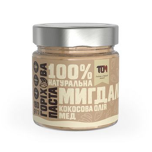 180ml Natural Jars Paste ALMOND BUTTER