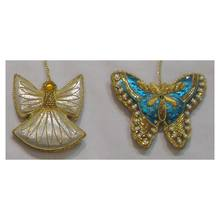Christmas Hanging Beautiful Fairy & Butterfly Ornament