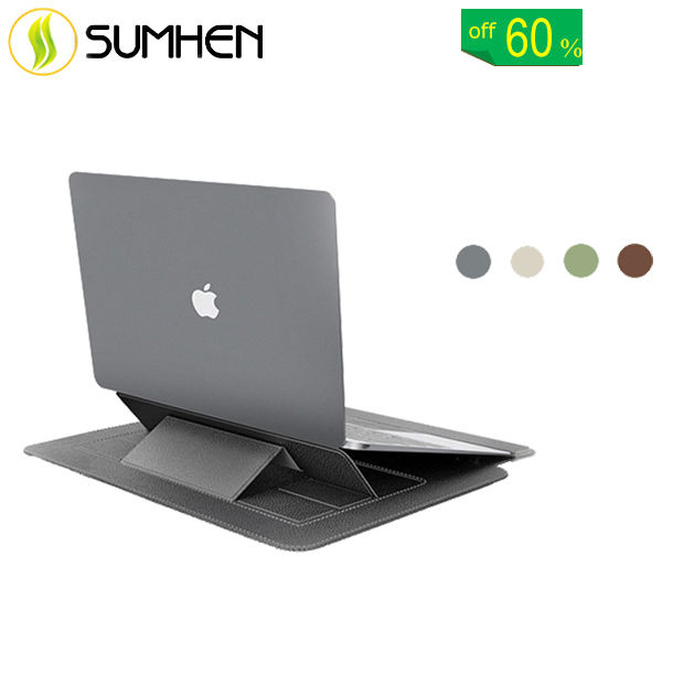 "Sinex 13.3"" 14"" 15.6"" Non-slip Portable Three-In-One Multi-function Notebook Laptop Computer Bracket Support For Macbook"