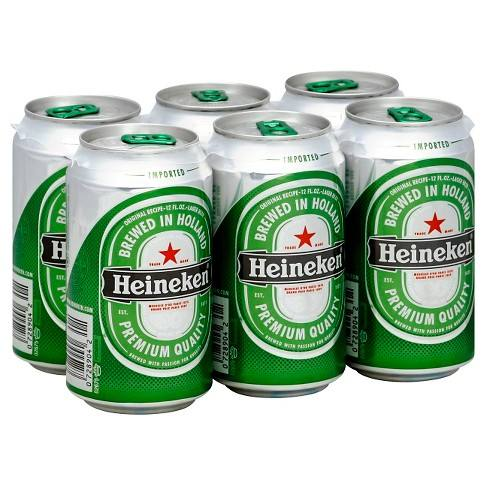 Heineken 250ml/330ML/500ML Lager Beer in Cans and Bottle