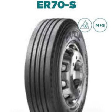 Best Selling Solid Original Eracle Truck Tyres Pattern ER70 S