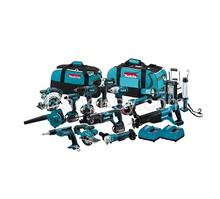 Original Makitas LXT1500 18-Volt LXT Lithium-Ion Cord-less 15-Piece Combo