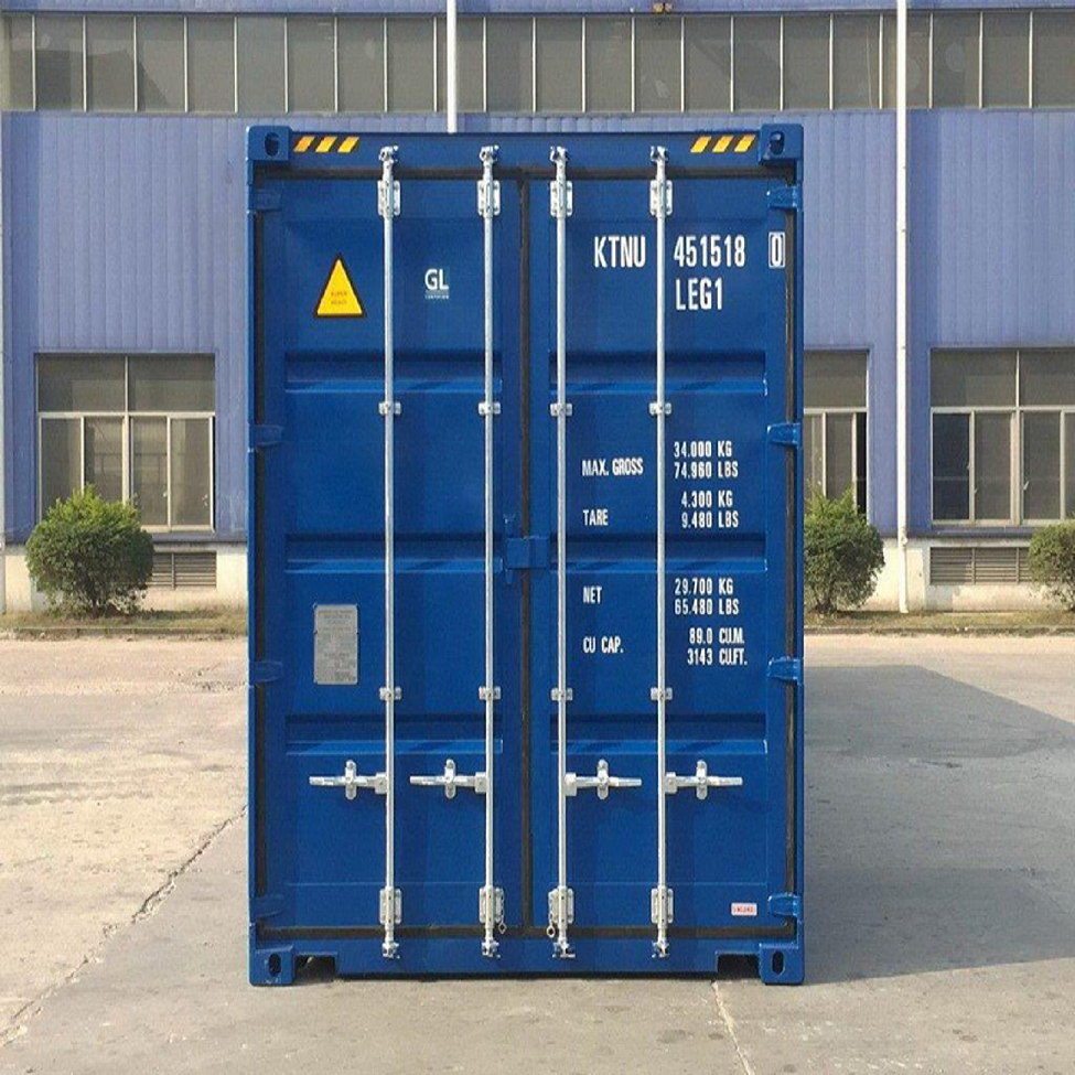 Brand New 20ft 40ft Dry Cargo Shipping Container For Sale